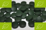 BIO Chlorella-Tabletten - 500g